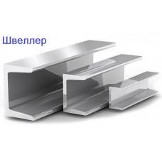Швеллер стальной холодногнутый 100x50x3 мм
