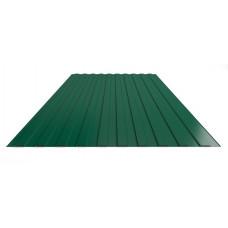 Профильный лист С-8 (0,45) Зелёный Rall 6005